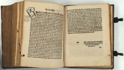 Argula von Grumbach była nie tylko wielką myślicielką, ale też pierwszą kobietą, której pracę wydano drukiem w protestanckich Niemczech.