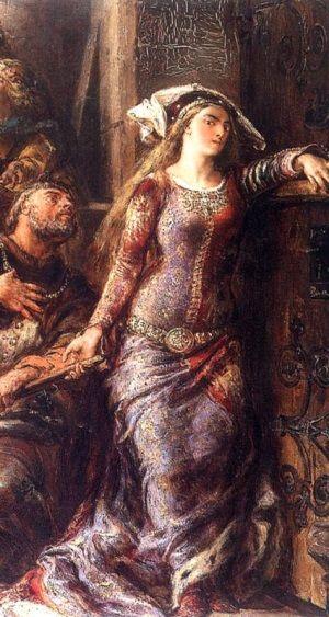 Nieszczęśliwa Jadwiga próbuje uciec do swojego pierwszego narzeczonego... Prawda czy fikcja?