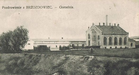 Do I wojny światowej gorzelnie na ziemiach polskich powstawały niczym grzyby...