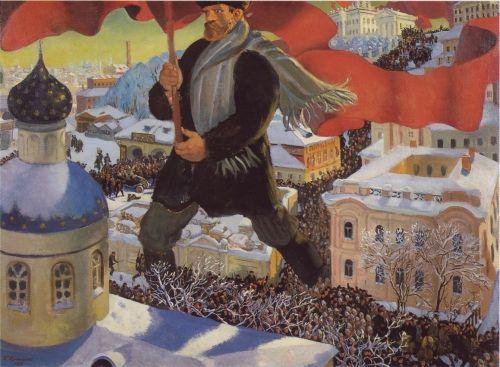Rewolucja październikowa puka do bram...