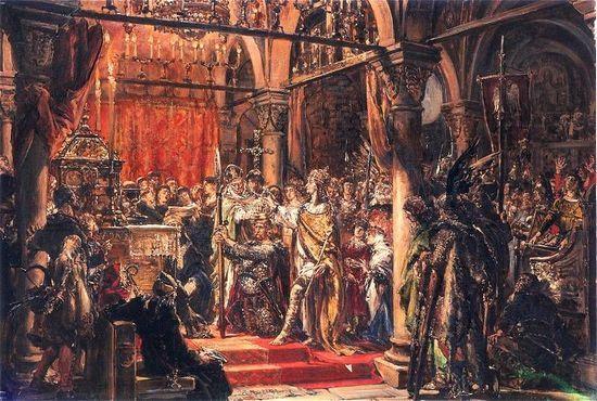 """Bolesław Chrobry został królem, ale świętym już nie. Czyżby wszystkiemu winny był kiepski """"piar""""?"""