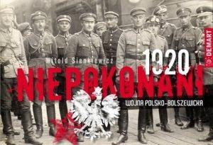 Artykuł powstał w oparciu o wydaną przez Demart książkę Witolda Sienkiewicza pt. Niepokonani 1920. Wojna polsko-bolszewicka.
