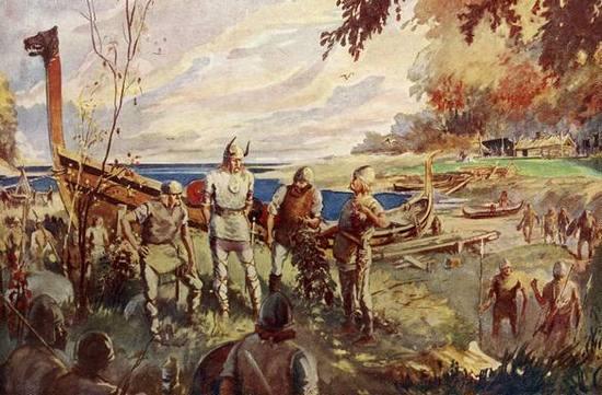 Może i Fenicjanie nie dopłynęli do wybrzeży Ameryki, ale wikingom na pewno się to udało.