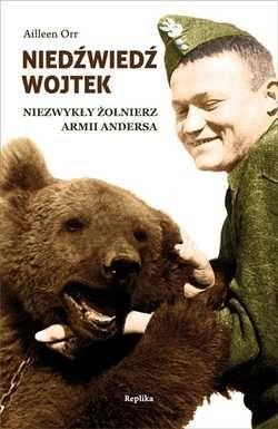 """Nagrody - 4 egzemplarze książki """"Wojtek. Niezwykły żołnierz armii Andersa"""" ufundowało wydawnictwo Replika"""