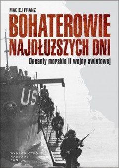 Artykuł powstał w oparciu o książkę: Maciej Franz, Bohaterowie najdłuższych dni. Desanty morskie II wojny światowej, PWN 2011