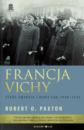 """Trzy egzemplarze książki """"Francja Vichy"""" ufundowało wydawnictwo Bukowy Las"""