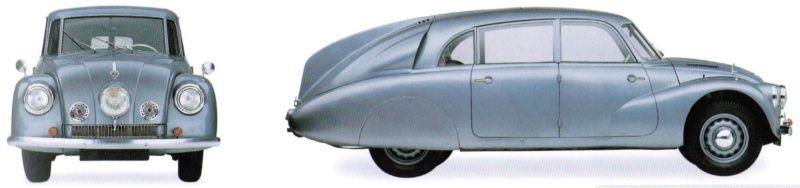 """(Fot. z książki """"Ilustrowana Encyklopedia. Samochody"""" wydawnictwa Vesper)"""
