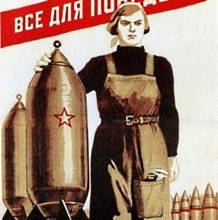 Nie dla dumnej kobiety radzieckiej jakiś brytyjski żołdak!