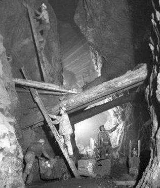 To dzięki strajkowi angielskich górników węgiel z polskich kopalń trafił na skandynawski rynek.