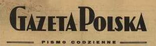"""<br /> Winieta """"Gazety Polskiej"""""""