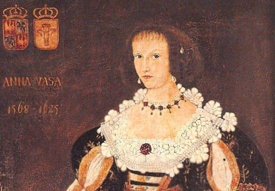 Anna Wazówna cechowała się inteligencją i zaradnością, co nie przysparzało jej wielu zwolenników na dworze brata.