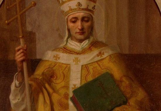 Boso chadzali nie tylko władcy świeccy, ale również biskupi i papieże. Wyjątkiem nie był tutaj Leon IX.