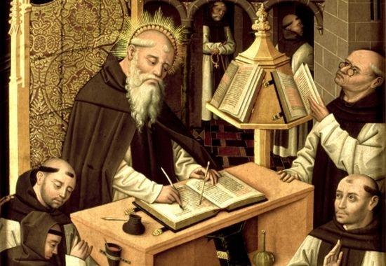 Święty Hieronim naucza… czyżby swoich teorii wychowawczych?