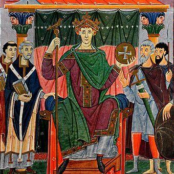 Otton III. Skąd u niego takie zamiłowanie do chodzenia boso?