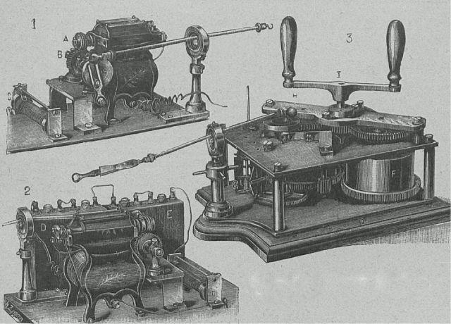"""Przyrząd do przywracania życia (O sztucznem przywracaniu do życia, """"Tygodnik Illustrowany"""", 1900, nr 38)."""
