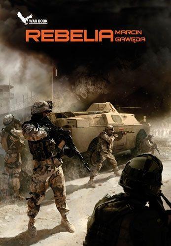 Marcin Gawęda, Rebelia, Ender/Warbook 2011.