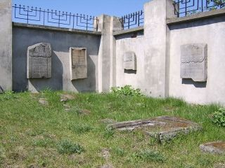 Cmentarz żydowski w Radomiu.