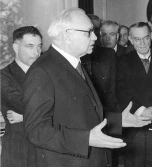 Prof. Ferenc Orsós we własnej osobie (fot. Bundesarchiv; lic. CC ASA 3.0).