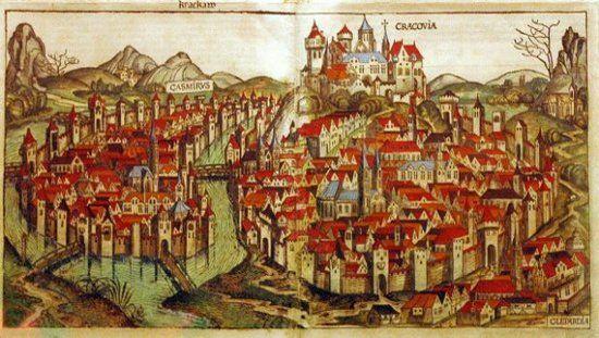 Średniowieczny Kraków był świadkiem wielu studenckich ekscesów.