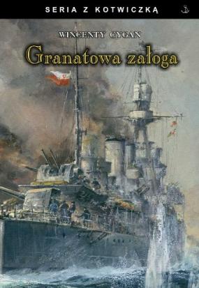 """Oto nagroda w naszym nowym konkursie: wspomnienia Wincentego Cygana zatytułowane """"Granatowa załoga"""" (wydane nakładem Finny w lipcu 2011)."""