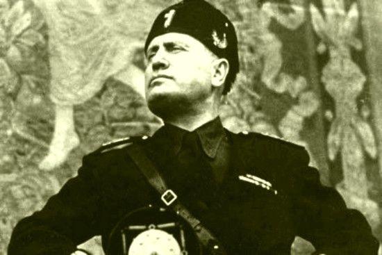 No i kto by się spodziewał, że Benito Mussolini wpadnie na tak przebiegły plan podboju Abisynii?