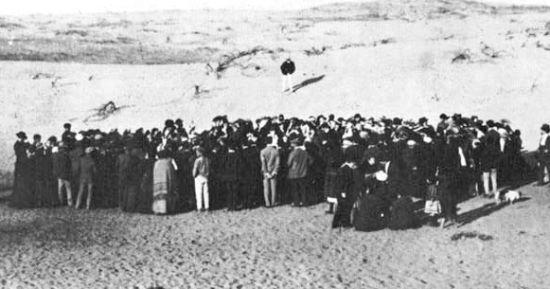 Tak zakładano Tel-Awiw w 1909 roku. Czy podobnie mogło być z Tel-Pilsudski?