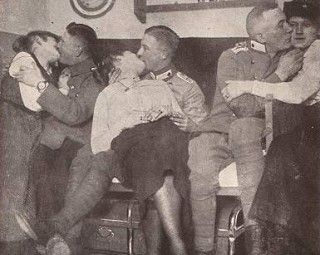 Żołnierskie zabawy...
