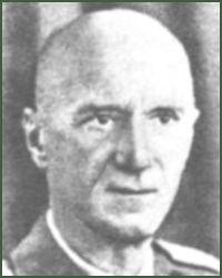 Generał Wołkowicki we własnej osobie. Do zdjęcia z młodości niestety nie udało nam się dotrzeć...
