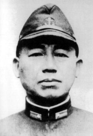 Admirał Takijirō Ōnishi, to właśnie on stał za atakami pilotów-samobójców.
