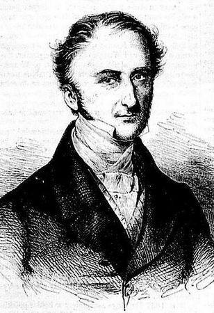 Piotr Steinkeller jeden z pomysłodawców pierwszej polskiej linii kolejowej.