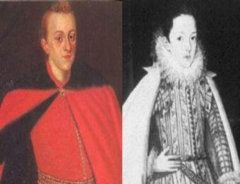 Młodzi królewicze. Władysław i Jan Kazimierz Waza.