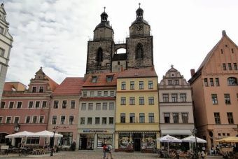 Piękna Wittenberga stała się areną okrutnych wydarzeń.
