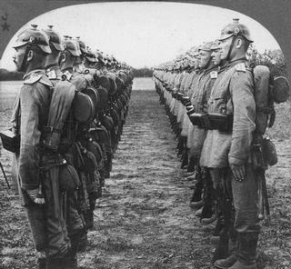 W trakcie I wojny światowej tylko 48 niemieckich żołnierzy skazano na śmierć. Hitler nie był tak pobłażliwy.