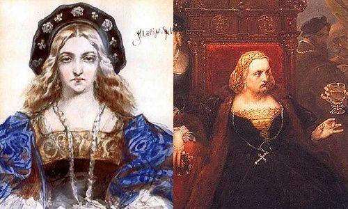 Królowa Bona nie wstydziła się swojego dekoltu. Ani za młodu, ani na stare lata...