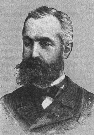 Stanislaw Leopold Kronenberg (fot. z książki: A. Żor, Kronenberg. Dzieje Fortuny, PWN 2011).