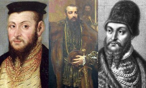 Zygmunt August nie szczędził kiesy na ubrania. Niestety ponownie jego ubraniowe gusta nie znajdują realnego odzwierciedlenia w portretach władcy...