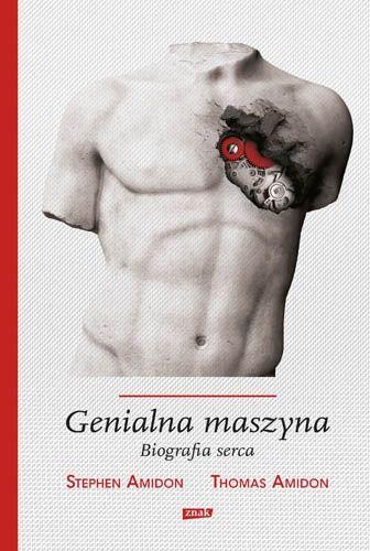 """A oto nagroda: książka Stephena i Thomasa Amidonów pt. """"Genialna maszyna. Biografia serca"""", ufundowana przez Wydawnictwo Znak"""