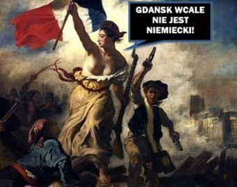 Francuzi mieli swoje zdanie na temat Gdańska...