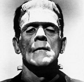 Potwór Frankensteina z najbardziej znanej ekranizacji...