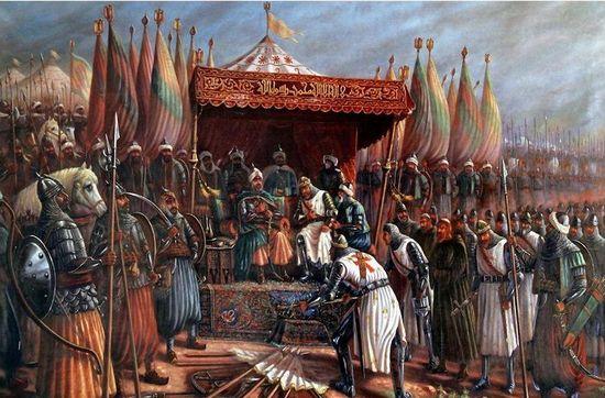 Zdobycie Jerozolimy stało się dla Saladyna doskonałą okazją do zarobienia ogromnych pieniędzy z okupu, który musiał zapłacić każdy chrześcijanin chcący opuścić miasto.