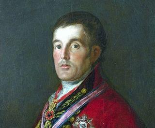 Książę Wellington. Napoleon nawet nie wiedział ile mu zawdzięcza...