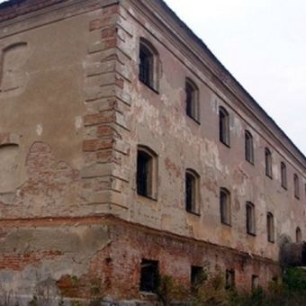 Ruiny więzienia w Żytomierzu. Fot. serwisu zhitomir.info.