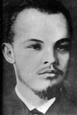 Młody Lenin. Panienki leciały na niego, że hej!