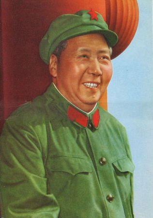Przygotować obóz do inspekcji ku chwale przewodniczącego Mao marsz!
