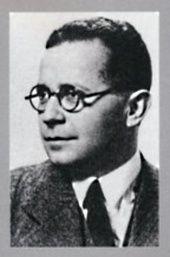 Juliusz Feldhorn, jeden z nauczycieli gimnazjum przy Brzozowej. Swoją drogą powstała o nim cała osobna książka...