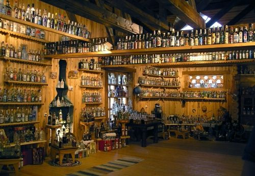 Muzeum Wódki pod Petersburgiem. Rosyjska kultura alkoholowa w pigułce! (fot. Veikia, lic. CC ASA 3,0).