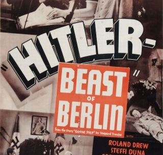 """Berlińska bestia"", 1939"