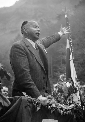 Jean-Marie Musy, to on był łącznikiem między żydowskim Komitetem Ocalenia a Heinrichem Himmlerem