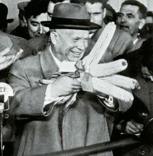 Chruszczow zawsze kochał kukurydzę...