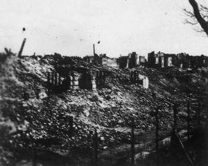 Warszawiacy rabowali z ruin getta co tylko się dało... Na prowincji było podobnie